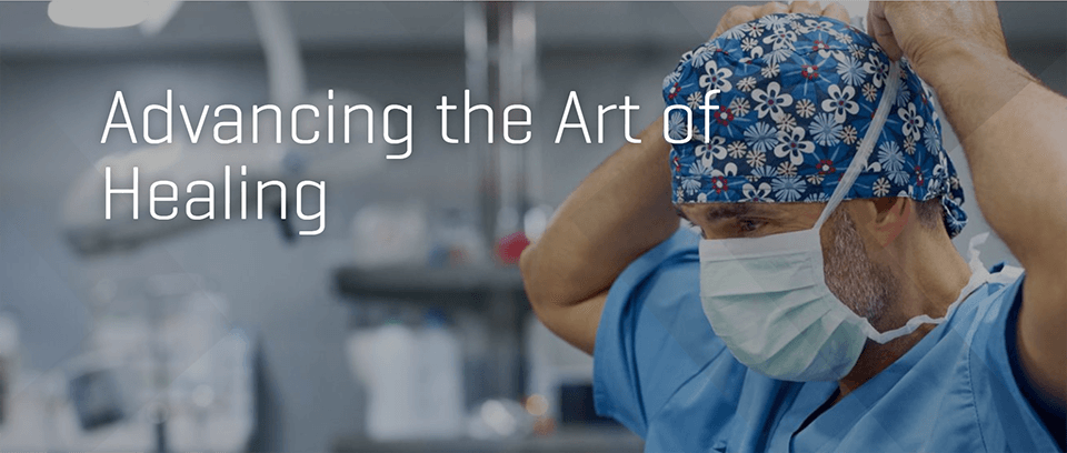 Advancing the Art of Healing