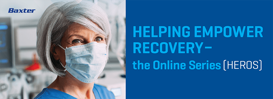 HELPING EMPOWER RECOVERY - the online series