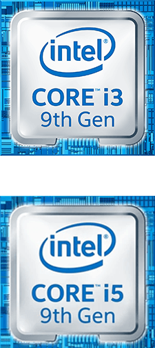 Intel i5 9th Gen