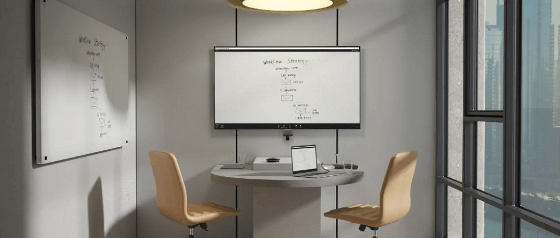 Whiteboard Sharing
