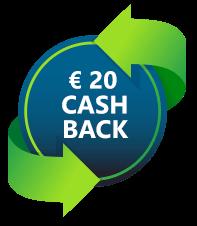Cashback 20